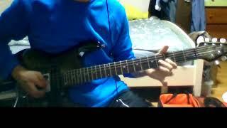 국카스텐(Guckkasten)-매니큐어 기타솔로 cov…