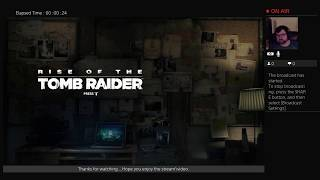 Rise Of The Tomb Raider (PS4)  [pt 10 of 16]