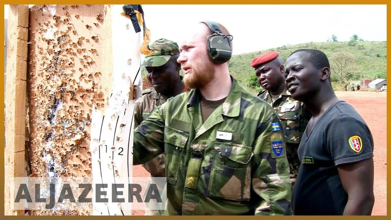 🇨🇫 EU forces training CAR soldiers to rebuild army | Al Jazeera English