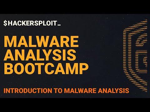 Malware Analysis Bootcamp – Introduction To Malware Analysis