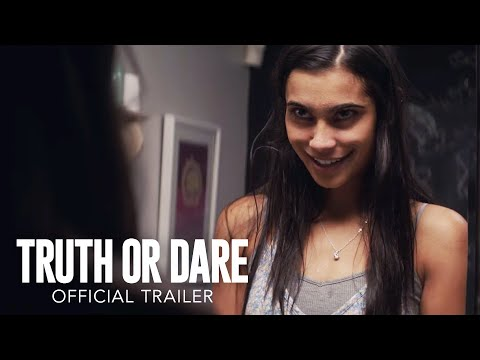 Lucy Hale Strangles Tyler Posey While Having Sex in Truth or Dare Trailer