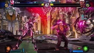 MvC:I The Ryu Comeback