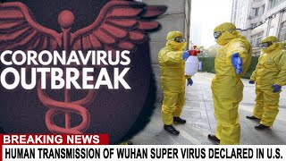 BREAKING: WUHAN BIO WEAPON OF MASS DESTRUCTION SPREADS IN U.S. AND EUROPE -  VIRUS SPREADS WORLDWIDE