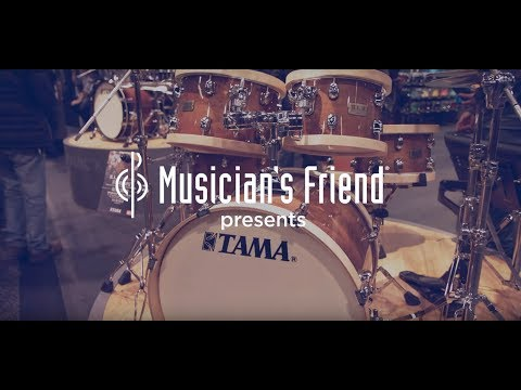 Tama S.L.P. Drum Kits - Winter NAMM 2018