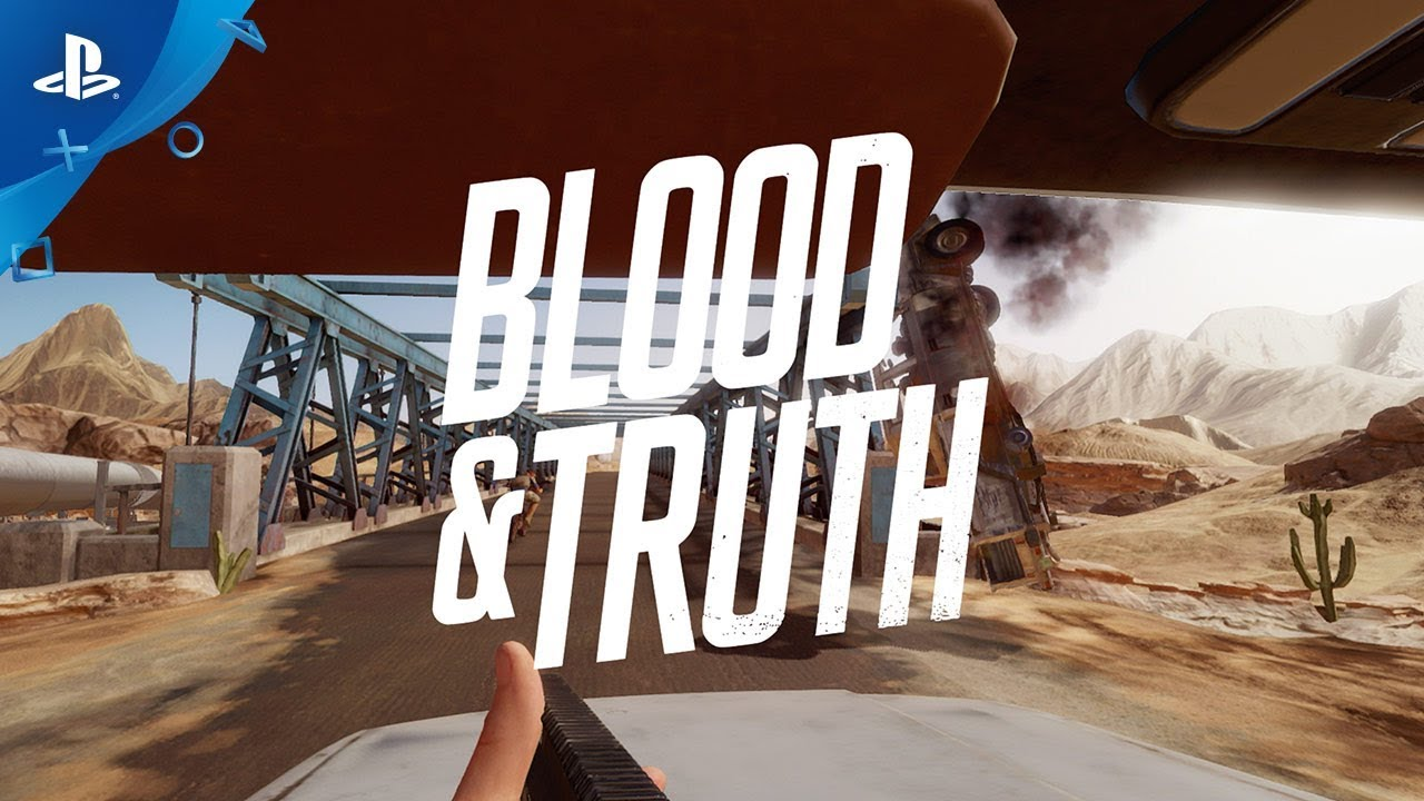 Blood & Truth – Behind the Scenes: Tech | PS VR