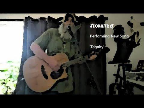 """Morktra - Performing New Song """"Dignity"""""""