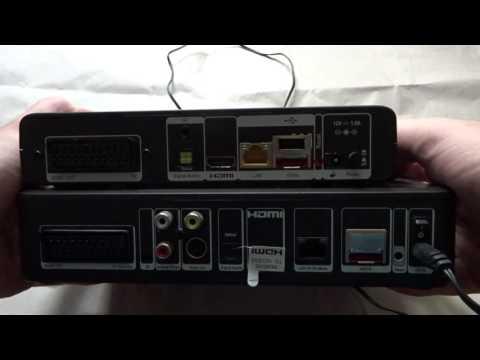Magyar Telekom - Cisco ISB2201 STB IPTV Set-Top Box bemutató