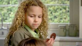Isabella & Ava Acres - Keebler Cookies Commercial (2010)