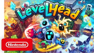 Levelhead - Launch Trailer - Nintendo Switch