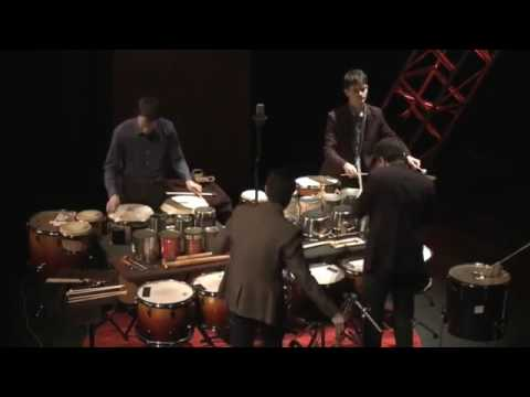 Third Coast Percussion Coming Mar. 1, 2017