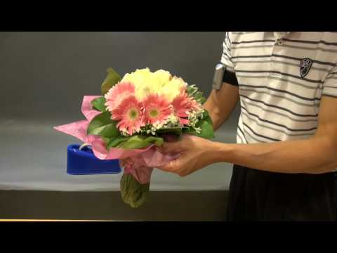 B125 Flower Bouquet for Mother's Day 母親節花束包裝