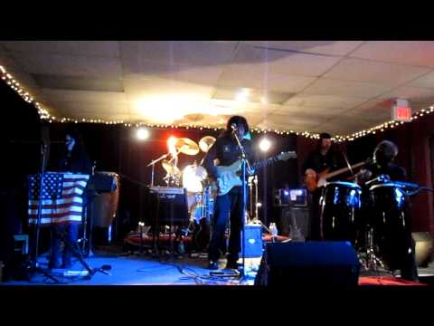 """Little Wing"" by Vince Martell Band & Juma Sultan"