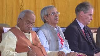 Session 4- Speech By Speaker- Shri. Bernie Meyer at 5th World Parliament