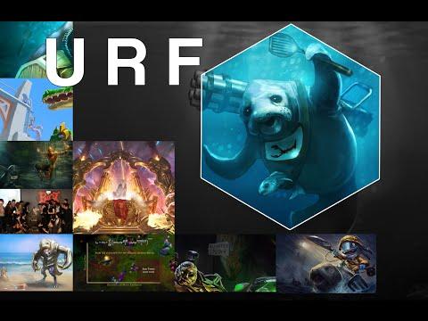 URF hakkında Her şey !