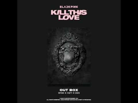 Instrumental - Kill This Love - Blackpink