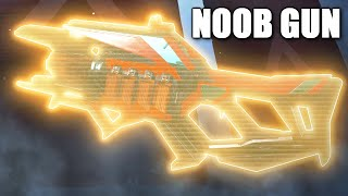 The Most NOOB FRIENDLY Gun in Apex Legends