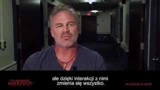 Brian Bosworth o filmie CZY NAPRAWDĘ WIERZYSZ? - twórców BÓG NIE UMARŁ