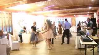 танцы гостей (свадьба)