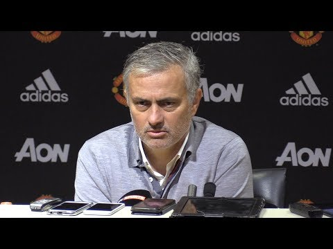 Manchester United 1-0 Tottenham - Jose Mourinho Full Post Match Press Conference - Premier League