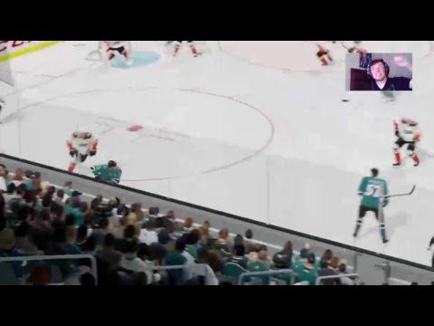 [PS4] - NHL 19 - Franchise - SJ Sharks - Pt 1