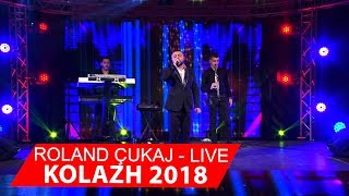 Roland Cukaj & Band 100% Live - Kolazh i Shqiperise se Mesme TVK Show 2018 (Video 4K)