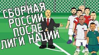 Сборная России после Лиги Наций (Мультбол)