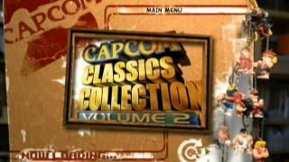 Capcom Classics Collection Vol. 2 Xbox Gameplay