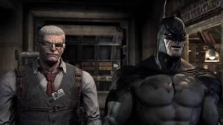 Batman Arkham Asylum PC Demo Walkthrough - Maxed Out With FULL PhysX - HD - Part 1