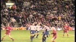 2001 April 19 Liverpool England 1 Barcelona Spain 0 UEFA Cup