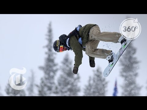 Catching Big Air at Copper Mountain   The Daily 360   The New York Times