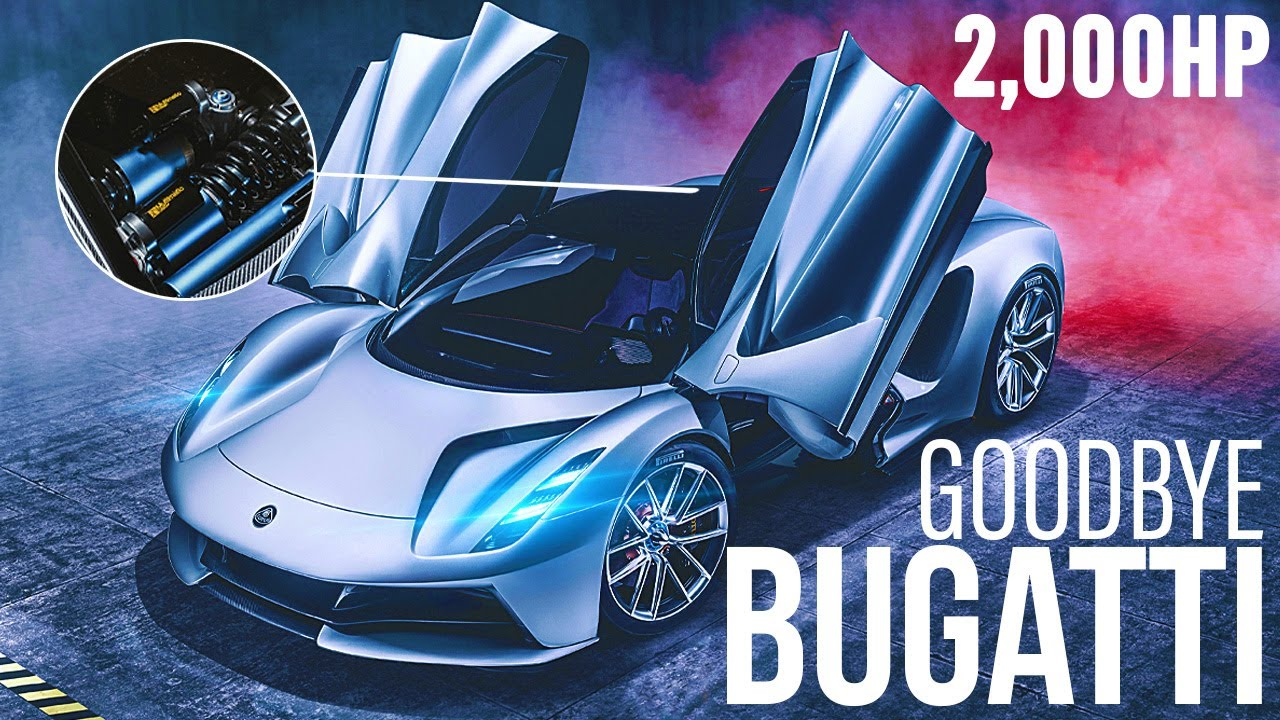 2,000 Horsepower Hypercars Are Coming!