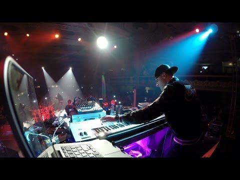 DJ Wich & Champion Sound ft. Kontrafakt (live v Lucerně)