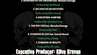 02. Klive Kraven - Shadows on the Ground (Feat. Absoulut Karnage) [Prod. FiswaT]
