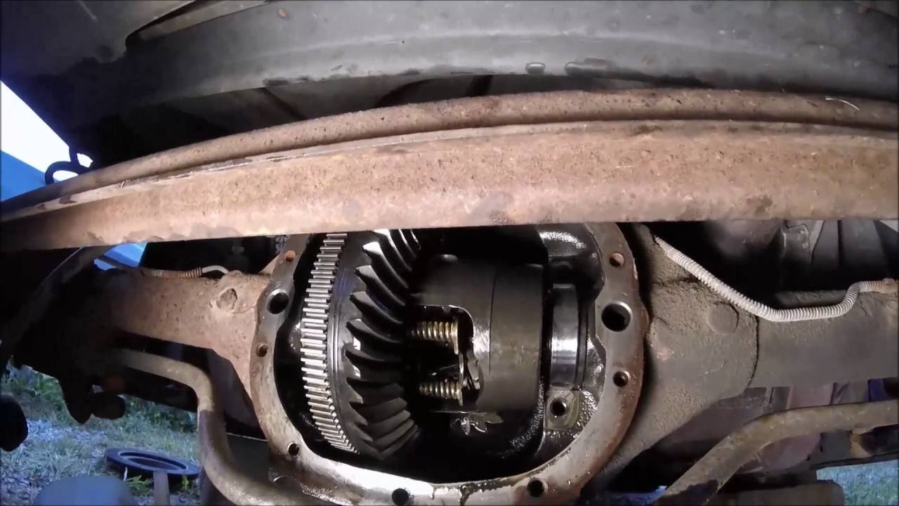 93 02 Camaro Trans Am How To Remove Install Axles