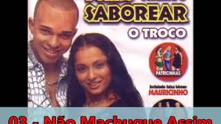 vuclip Forró Saborear - Volume 3 - CD COMPLETO (Forró das Antigas) - 2003