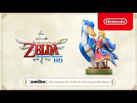 Zelda: Skyward Sword-amiibo ger spelare tillgång till fast travel Stabil paywall