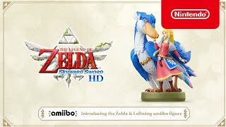 Introducing the Zelda & Loftwing amiibo – The Legend of Zelda: Skyward Sword HD