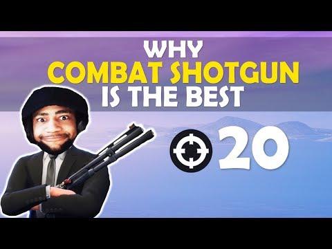 WHY COMBAT SHOTGUN IS THE BEST