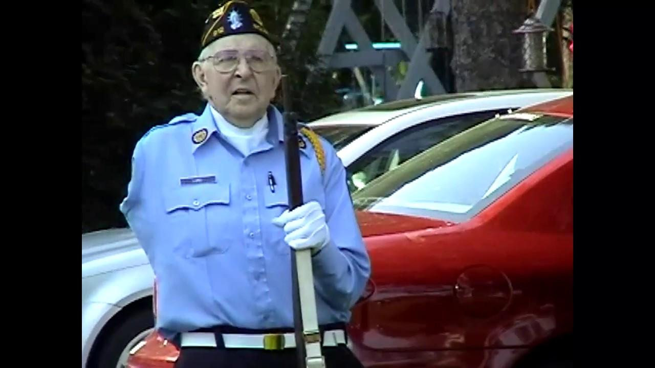 American Legion Post 912 Memorial Day  5-31-10
