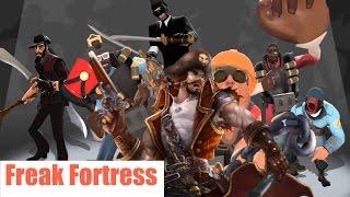 Веселый сервер фриков в Team Fortress 2