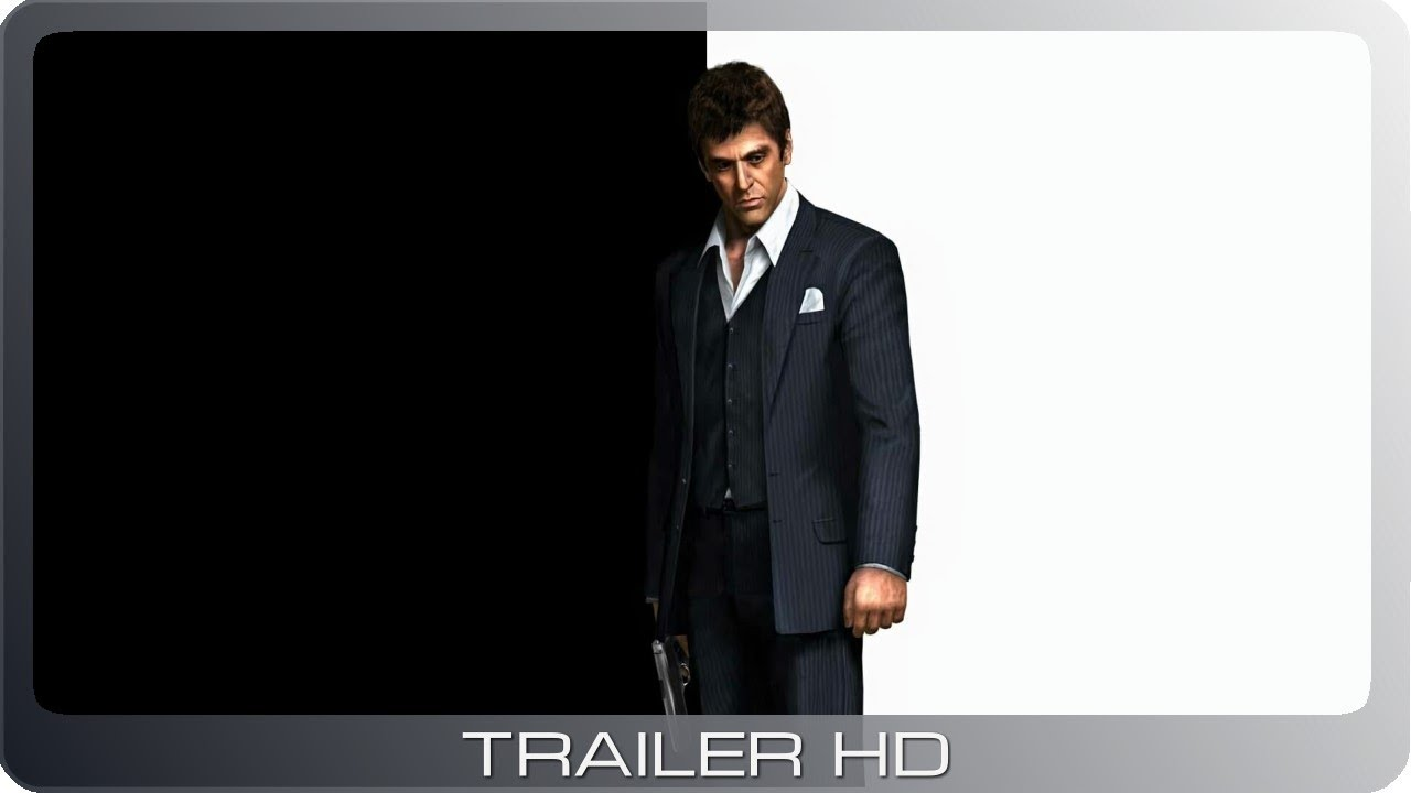 Scarface ≣ 1983 ≣ Trailer ≣ German | Deutsch