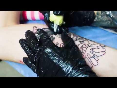 Succubus - Даня Белый (VeAn tattoo)