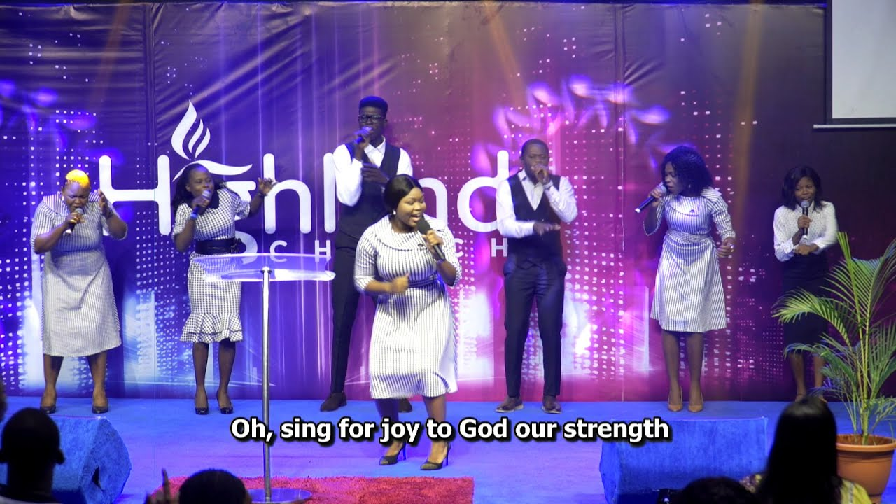 Download Praise Medley (Oh, sing for joy to God our strength)