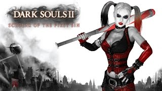 Como hacerse a Harley Quinn en Dark Souls 2