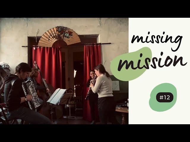 MISSING MISSION # 12