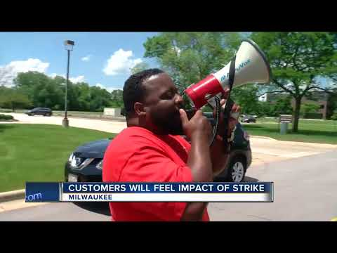 Customers to be affected by AT&T strike