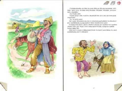 Hovhannes Tumanyan's Fairy Tales. Թումանյանի Հեքիաթներ. #oursisdifferent