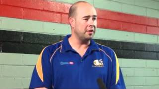2012 Season Round 6 - Lukas Carey - Bendigo Lady Braves
