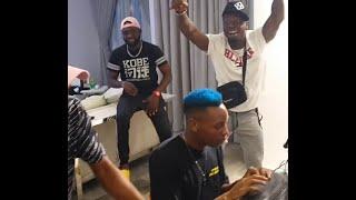 CaltonicSA playing amapiano in Lagos Nigeria