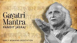 Gayatri Mantra [Devotional Mantra]   Pandit Jasraj